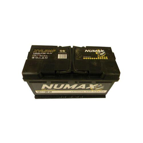 NUMAX langsam Batterieentladung Unterhaltung / Camper Numax 12V 100 Ah