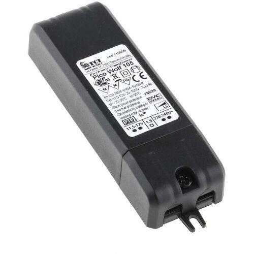 RS PRO Leuchtentransformator 230V ac, 12 V 20 ? 105W Elektronik