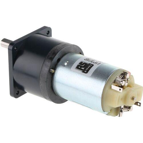 RS PRO 500:1 DC-Getriebemotor, Typ M. Bürsten u. Getriebe, 24 V dc, 600 mNm,