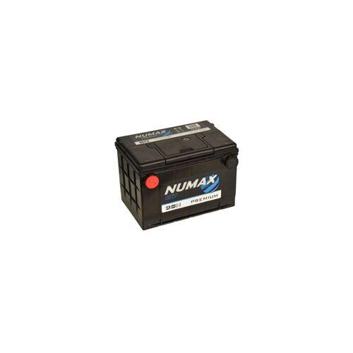 NUMAX Starterbatterie Premium-GR78 78-630 12V 74Ah / 680A - Numax