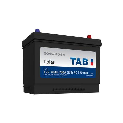 TAB Starterbatterie TAB Polar S 12V 70Ah 600A M10D S70J