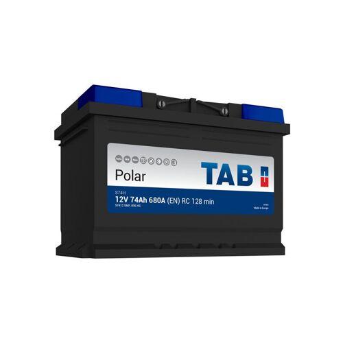 TAB Starterbatterie Polar S L3 S80 12V 80Ah 680A - TAB