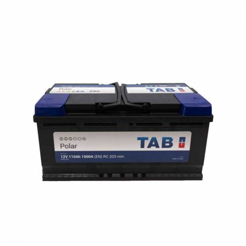 TAB Starterbatterie TAB Polar S L6 P11H 12V 110Ah 1000A