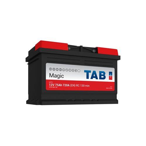 TAB Startup TAB Magie Autobatterie 12V 75Ah 750A L3B M75