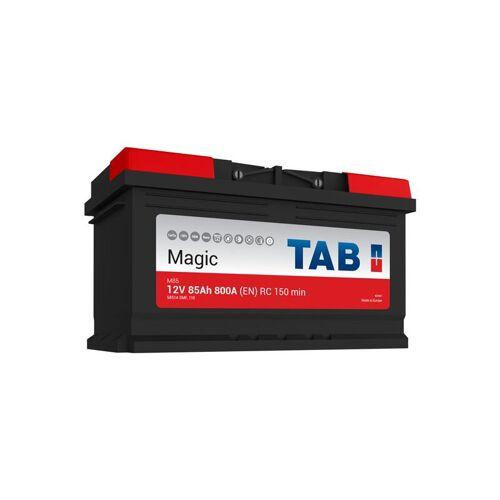 TAB Startup Magie Autobatterie 12V 85Ah 800A L4B M85 - TAB