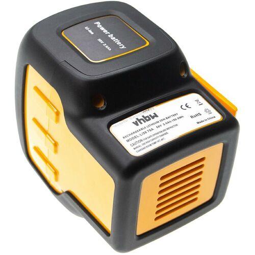 VHBW Akku kompatibel mit Jonsered B750i, BP750i, CC16i, CS16i, HT24i, L1621i