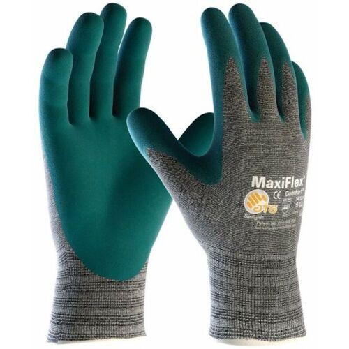 ATG Handschuhe MaxiFlex Comfort Gr. 10 Arbeitshandschuhe Montagehandschuhe