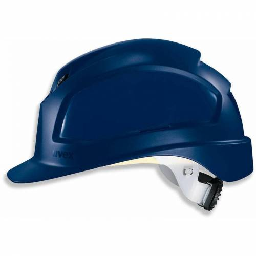 UVEX Schutzhelm pheos B-WR - Arbeitsschutz-Helm, Baustellenhelm, Bauhelm
