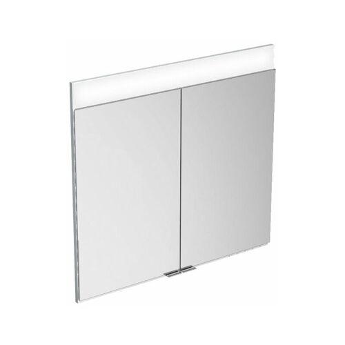 KEUCO Edition 400 Spiegelschrank 21541 mit Spiegelheizung, Wandeinbau,