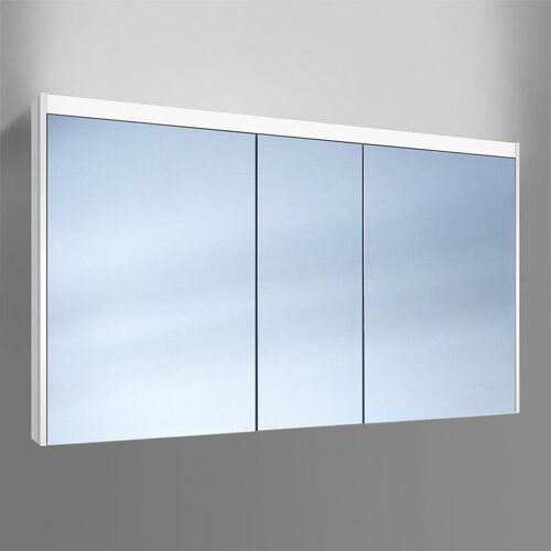 Schneider O- Line LED Spiegelschrank 012 130/3/LED, 3 Türen,