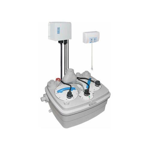 SFA SaniCubic 2 Pro WP Sanibroy Doppelhebeanlage Abwasserhebeanlage inkl.