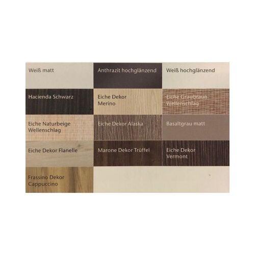 BURGBAD Waschtischunterschrank für Keramag icon 90cm 124090, WUHX085 - Burgbad
