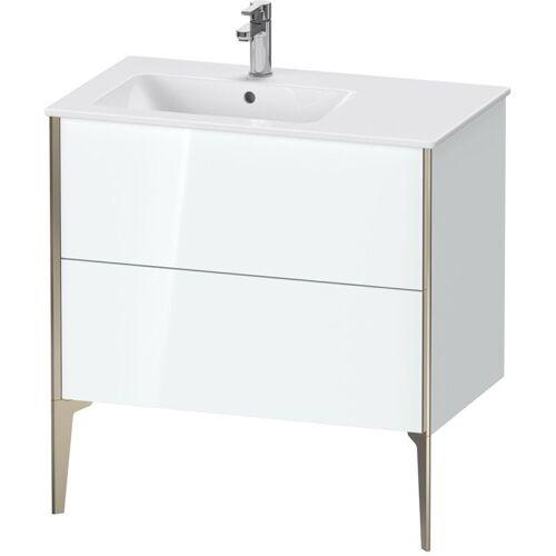 Duravit XViu 4486 Waschtischunterbau stehend, 2 Auszüge, für Waschtisch