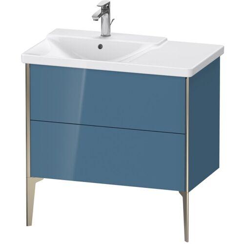 Duravit XViu 4494 Waschtischunterbau stehend, 2 Auszüge, für Waschtisch