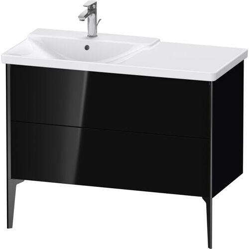 Duravit XViu 4495 Waschtischunterbau stehend, 2 Auszüge, für Waschtisch
