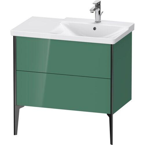 Duravit XViu 4497 Waschtischunterbau stehend, 2 Auszüge, für Waschtisch
