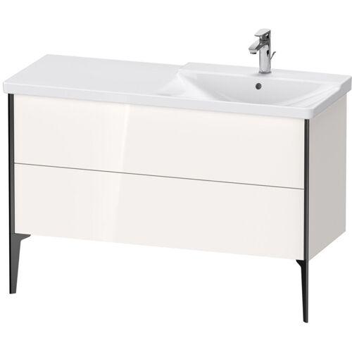 Duravit XViu 4499 Waschtischunterbau stehend, 2 Auszüge, für Waschtisch