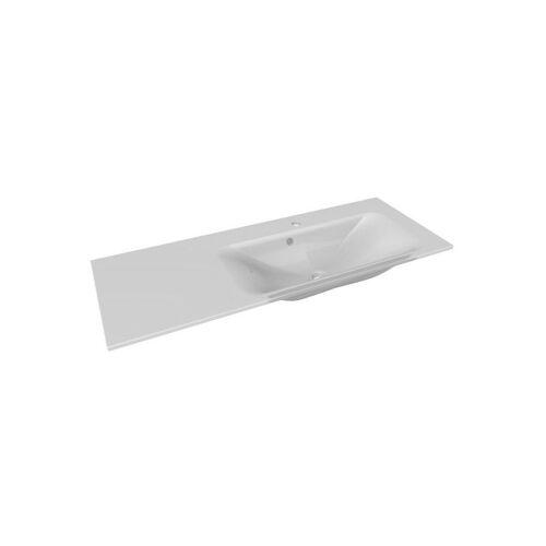 FACKELMANN YEGA Waschbecken 110 cm aus Glas-'74009' - Fackelmann
