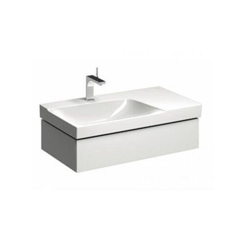 Keramag - Geberit Xeno 2 Waschtischunterschrank mit Siphonausschnitt