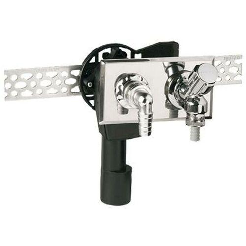 HAAS Unterputz-Geräte-Siphon OHA 4060 DN 40/50, f waagerechte Montage,