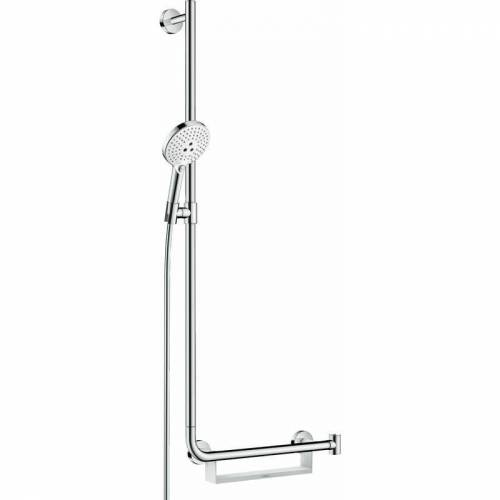 Hansgrohe Raindance Select S Brauseset 120 3jet mit Brausestange 110 cm