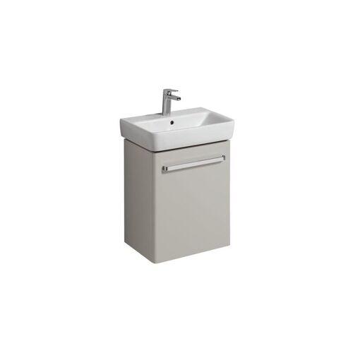 KERAMAG Waschtischunterschrank Renova Nr. 1 Comprimo Neu 500x604x337mm Hellgrau