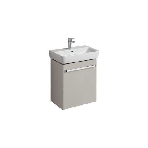 KERAMAG Waschtischunterschrank Renova Nr. 1 Comprimo Neu 549x604x337mm Hellgrau