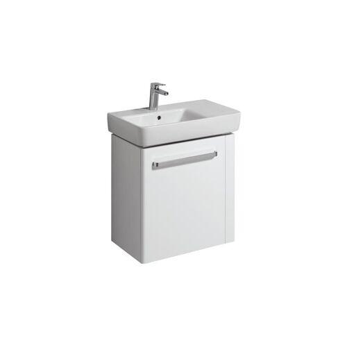 KERAMAG Waschtischunterschrank Renova Nr. 1 Comprimo Neu, Handtuchhalter rechts