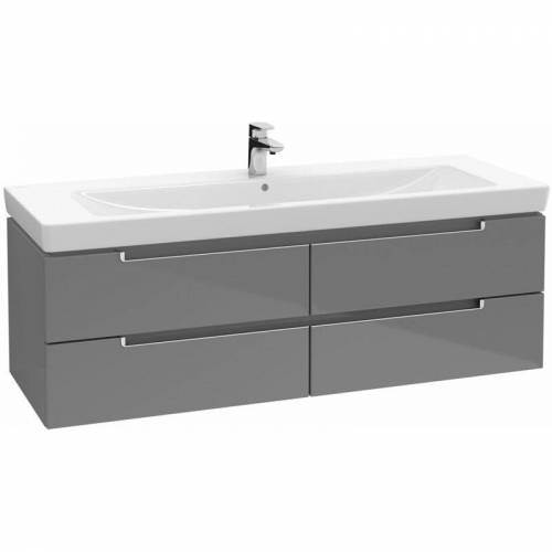 Villeroy und Boch Waschtischunterschrank XL Subway 2.0 A698, Farbe: