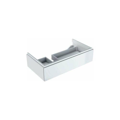 KERAMAG Xeno 2 Waschtischunterschrank mit Siphonausschnitt links 807390
