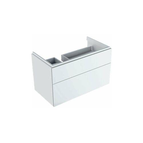 KERAMAG Xeno 2 Waschtischunterschrank mit Siphonausschnitt links 807590