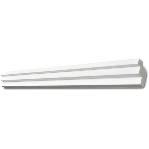 DECOSA® Decosa Lichtleiste G36 (Kristine), weiss, 38 x 48 mm Laenge 2 m - 30