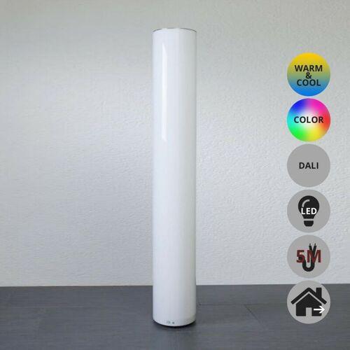 EPSTEIN-DESIGN APOLLO AUßEN 132 cm 5M KABEL DIM LED Säulenleuchte RGBW