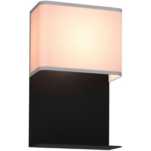 EGLO LED Wandleuchte Galdakao in Schwarz und Weiß 5,4W 410lm