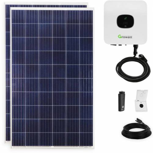 Lieckipedia - 570 Watt Solar Photovoltaik PV Plug & Play