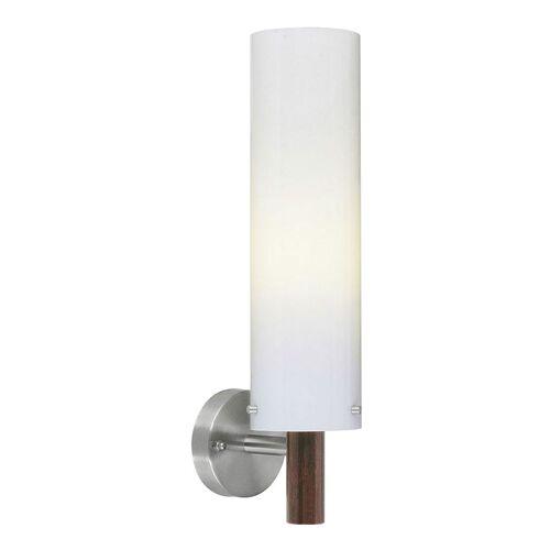 ETC-SHOP 7W LED Außen Wand Lampe Leuchte Antik braun Beleuchtung Haustür Hof