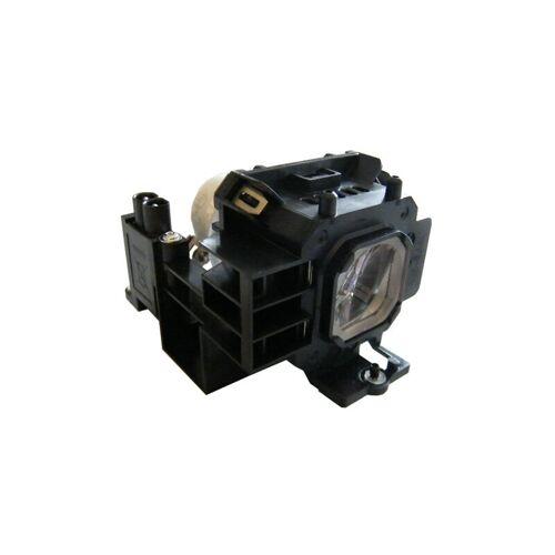 azurano Beamer-Ersatzlampe für CANON LV-7370   Beamerlampe mit Gehäuse