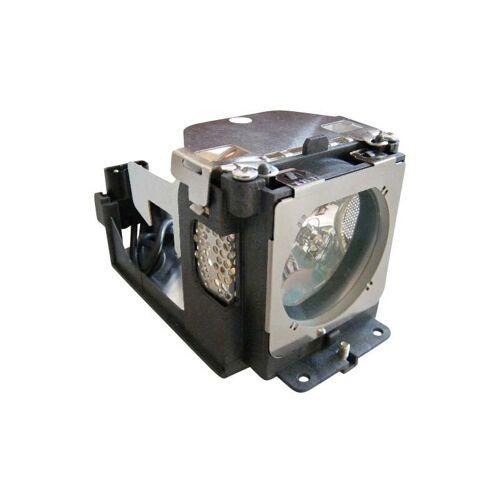 azurano Beamer-Ersatzlampe für EIKI LC-XB42   Beamerlampe mit Gehäuse