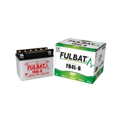 FULBAT Motorradbatterie YB4L-B 12V / 3Ah