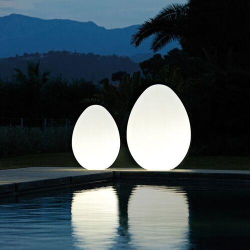 SLIDE Ei Stehlampe modernes Design Dino   Größe: 160 - Slide