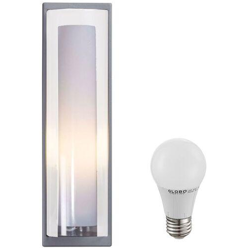 ETC-SHOP Hochwertige LED 7 Watt Außen Leuchte Haustür Wand Lampe Balkon