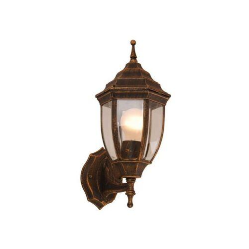 GLOBO NYX I Außen-Lampe Wandlampe Außen-Leuchte Laterne Alu 31710-'48478872'