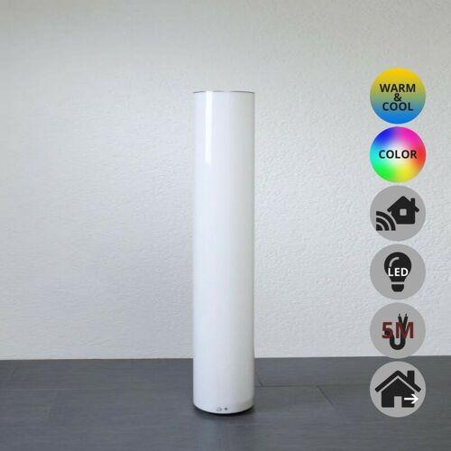 EPSTEIN-DESIGN APOLLO AUßEN 102 cm 5M KABEL DIM LED Säulenleuchte RGBW