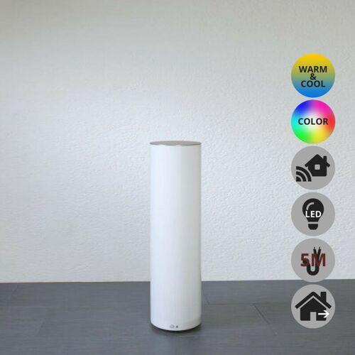 EPSTEIN-DESIGN APOLLO AUßEN 72 cm 5M KABEL DIM LED Säulenleuchte RGBW
