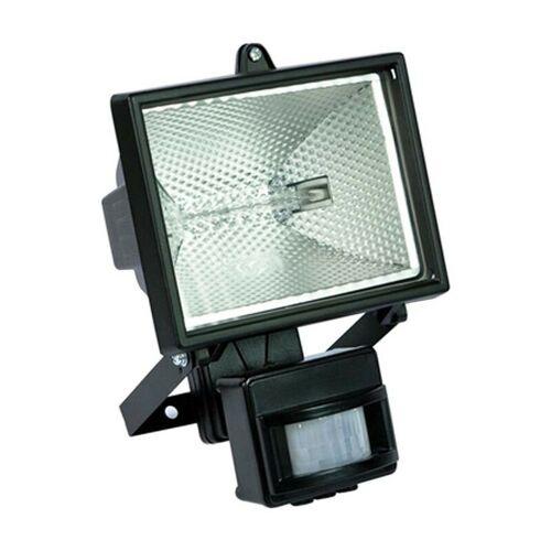 Fanton - Halogenscheinwerfer IP 54 500W + Lampe + Bewegungsmelder
