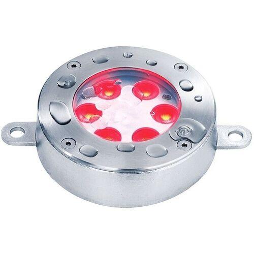 DEKO-LIGHT LED Unterwasserleuchte Shark in Silber 24V 16,8W RGB IP68