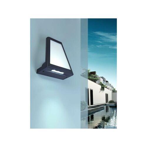 LUTEC LED Lantern Wandlampe Aussenlampe Aussenleuchte Anthr 1874 S