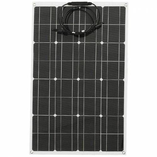 ASUPERMALL Monokristalline Solarpanel-Silizium-Solarzelle f¨¹r