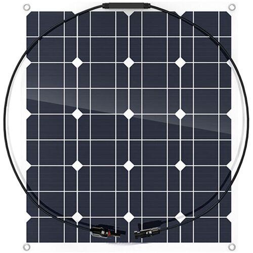 ASUPERMALL Monokristalline Solarpanel-Silizium-Solarzelle zum Laden von