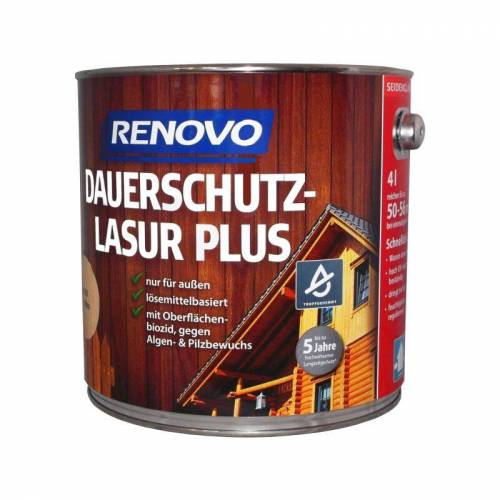 RENOVO 4L Dauerschutzlasur PLUS Nr.1414 lärche - Renovo